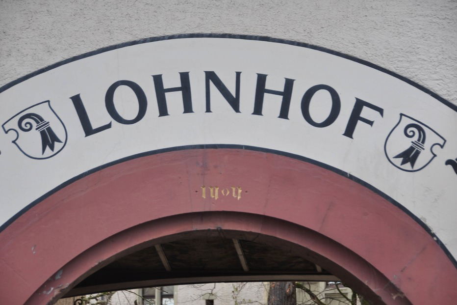 Lohnhof - Basel