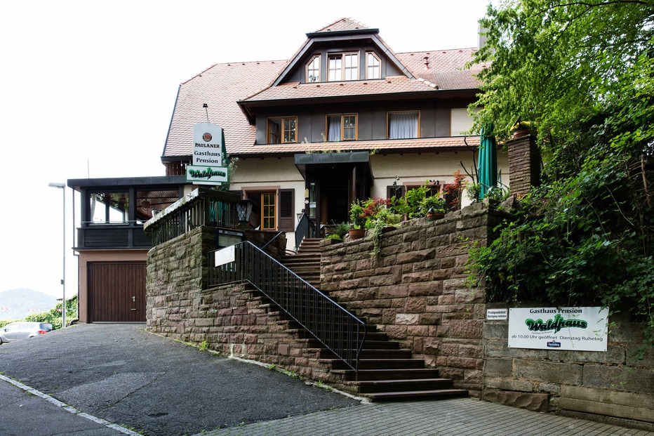 Gasthaus Waldhaus (Kollnau, geschlossen) - Waldkirch