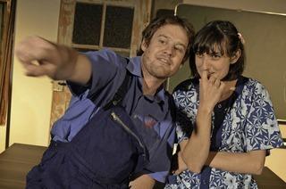 """Das Theater Firlefanz präsentiert das Stück """"Die Reise nach Honolulu"""" im E-Werk"""