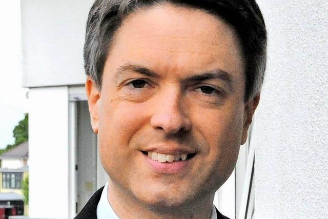 Thomas Pantel will Bürgermeister in Denzlingen werden
