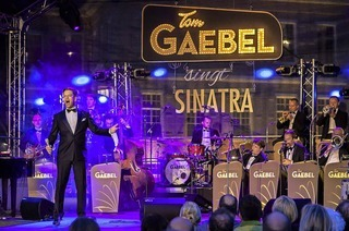 Entertainer Tom Gaebel kommt in den Dome des Europa-Parks