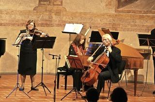 Markgräfler Kammerensemble zu Gast in Müllheim