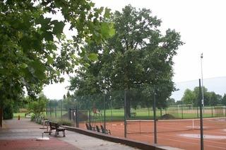 Tennishaus TC Weisweil