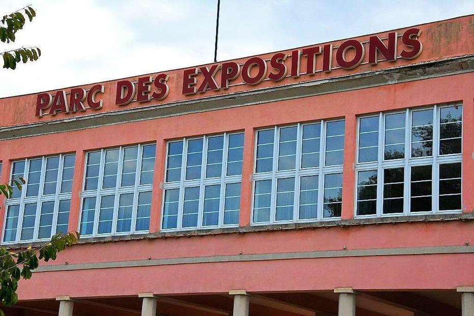 Parc des Expositions (Wacken) - Straßburg