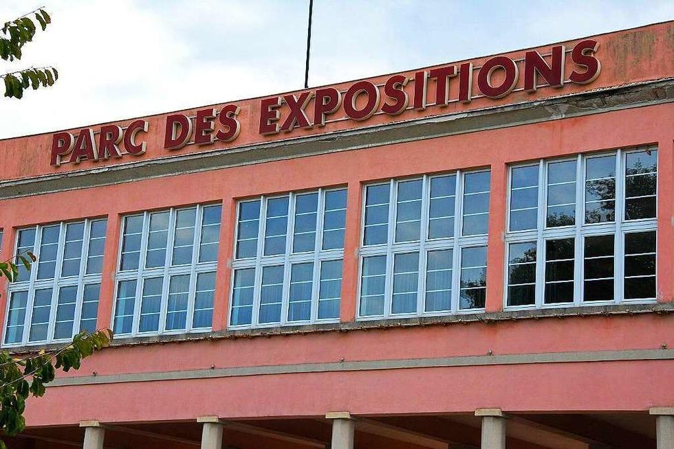Parc des Expositions - Straßburg