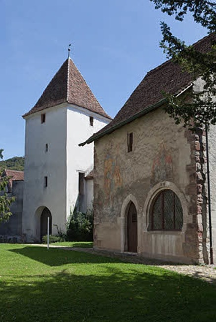 Wehrkirche St. Arbogast - Muttenz