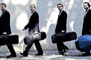 Das Zemlinsky-Quartett spielt bei den Freiburger Albert-Konzerten