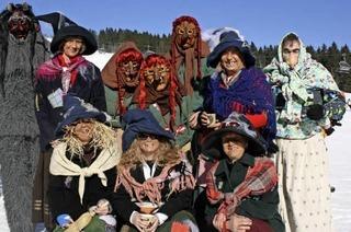 Hexencontest am Feldberg