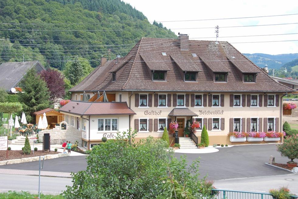 Gasthaus Belchenblick - Münstertal