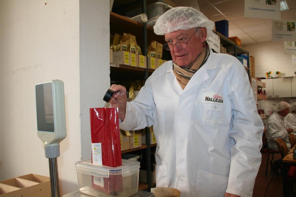 Kaffeemanufaktur Langenau - Schopfheim