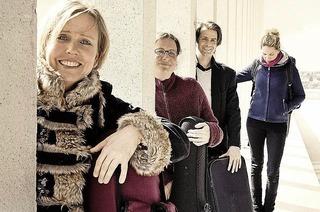 Salagon Quartett in Müllheim