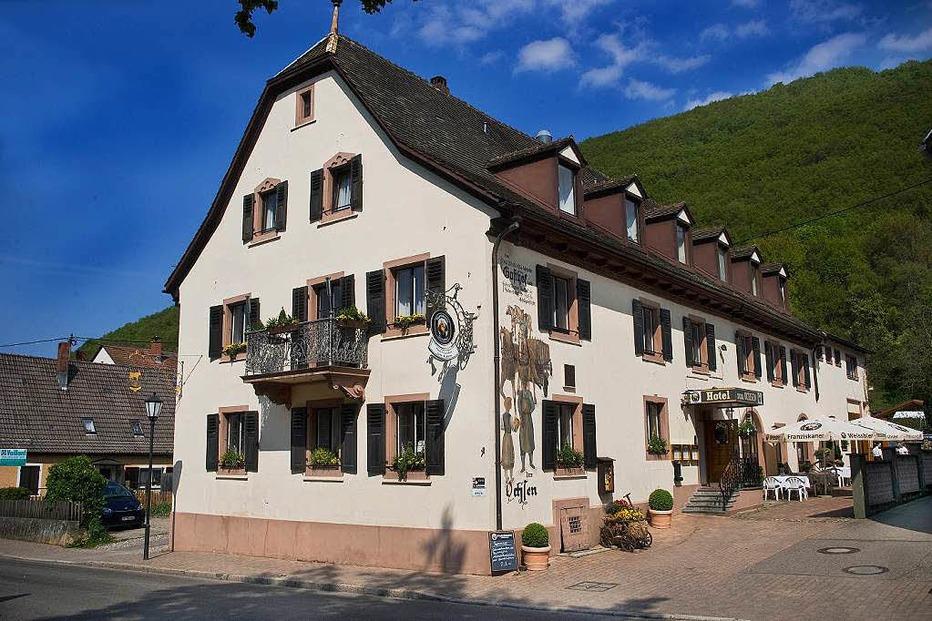 Gasthaus Ochsen (Oberweiler) - Badenweiler
