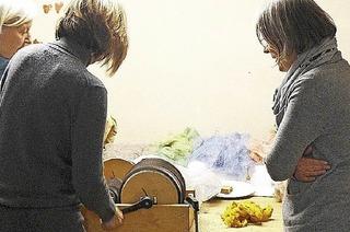 Märchenhafte Wollwerkstatt in Müllheim