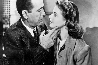 Casablanca mit Bogart und Bergmann
