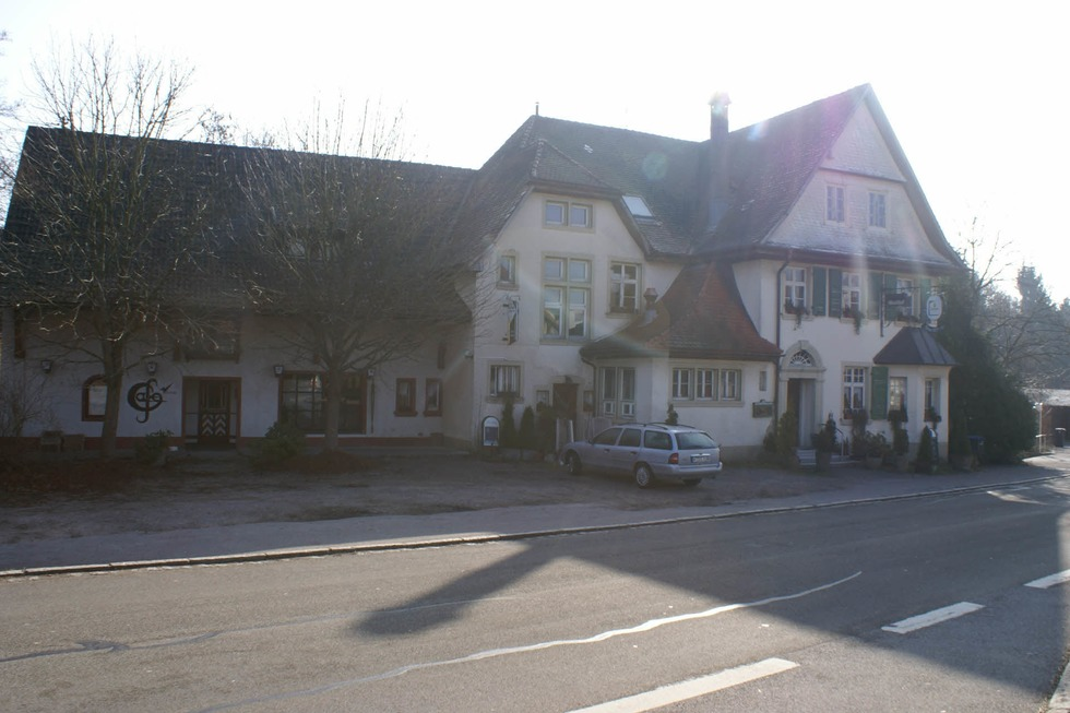 Gasthaus Bohemia Löwen (Oberhof) - Murg