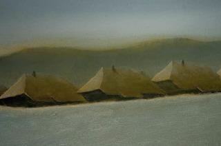 Hommage an den Schwarzwald endet im Hinterzartener Skimuseum am 5.März, und der Künstler Albi Meier versteigert eines seiner Bilder.