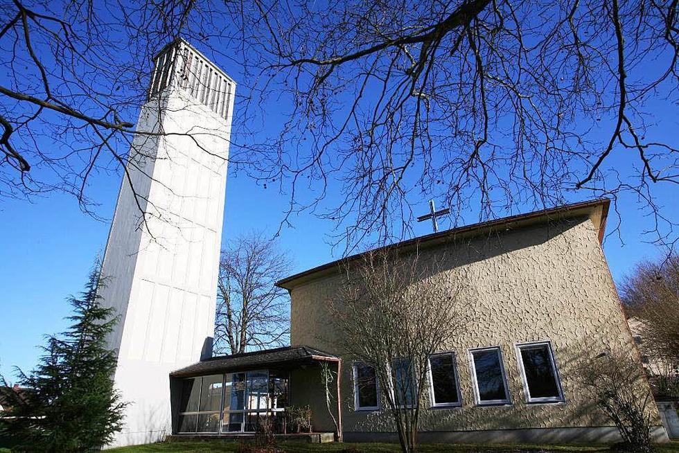 Ev. Friedenskirche - Lahr