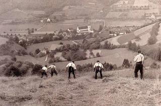 BZ-Serie über die Geschichte der Höfe im Glottertal