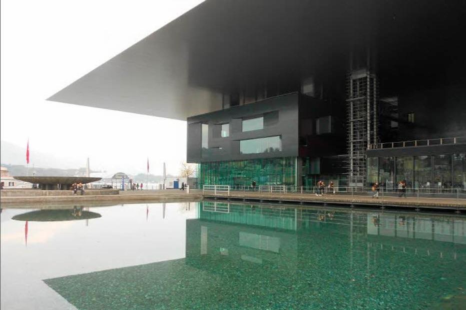 Kultur- und Kongresszentrum (KKL) - Luzern (CH)