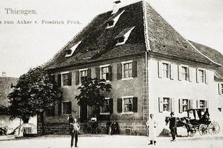 Gasthaus zum Anker (Tiengen)
