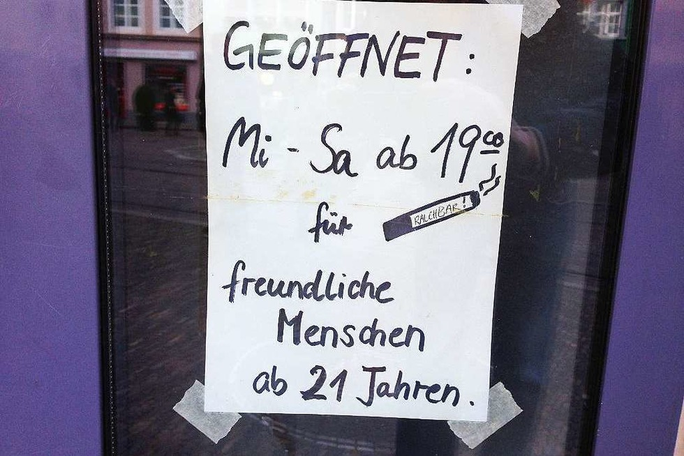 Bardobar Freiburg Badische Zeitung Ticket