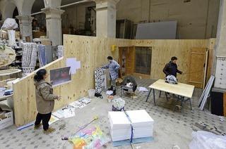 """Kulturzentrum E-Werk besitzt neuen, experimentellen Ausstellungsraum namens """"Kabuff"""""""