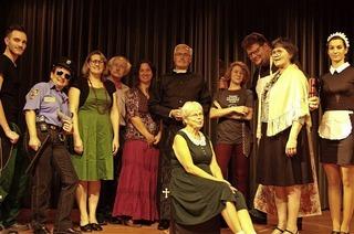 Die Theaterrmacher Gundelfingen spielen Harold & Maude in Gundelfingen und Emmendingen