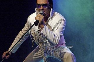 """""""Elvis in Comedy"""" in Emmendingen"""