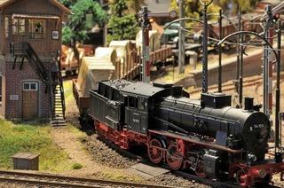 Modellbahn-Anlagen und Modelle in Lörrach-Stetten