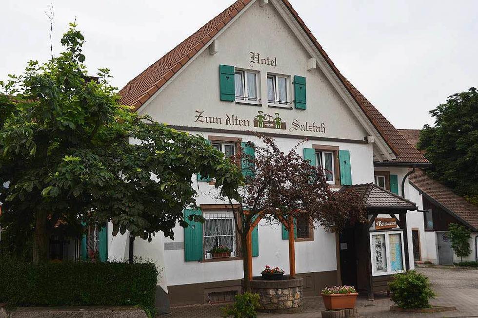 Gasthaus zum alten Salzfass - Efringen-Kirchen