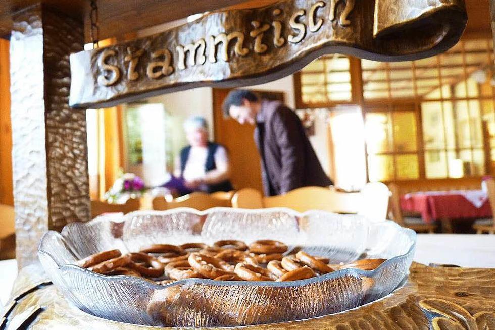 Gasthaus Ochsen (Tegernau) - Kleines Wiesental