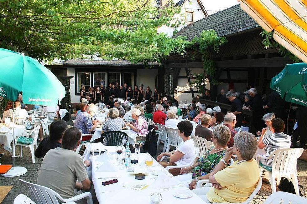 Gasthaus zur Weserei - Kandern