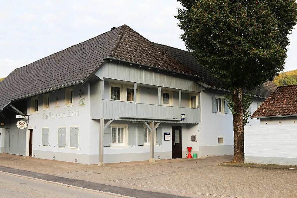 Gasthaus Maien (Langenau) - Schopfheim