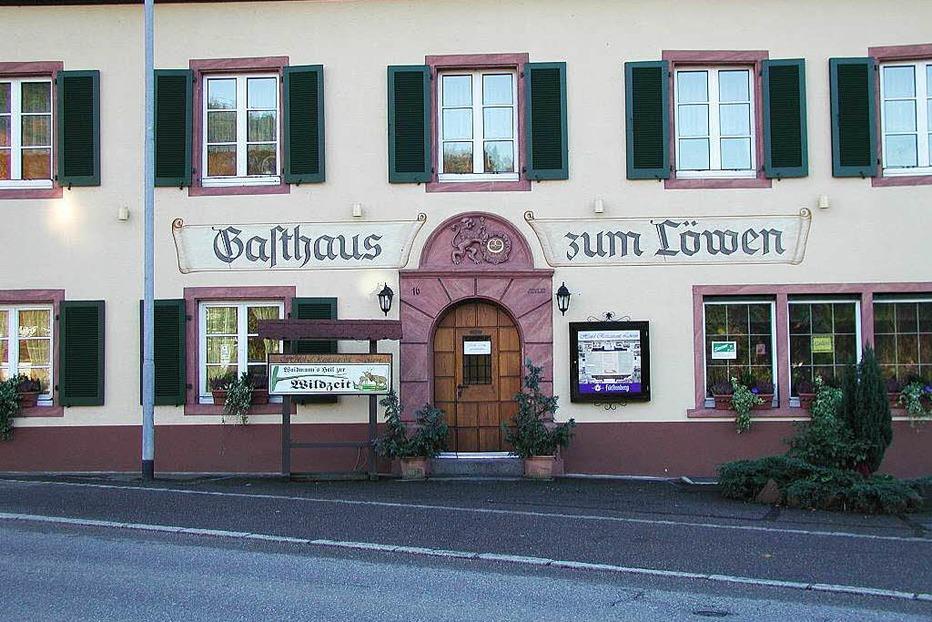 Gasthaus Löwen (Gündenhausen) - Schopfheim