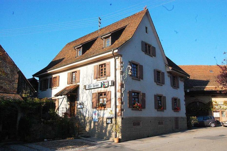 Gasthaus Alte Krone (Wollbach) - Kandern