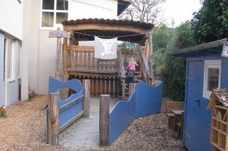 Ev. Kindergarten (Eichen)
