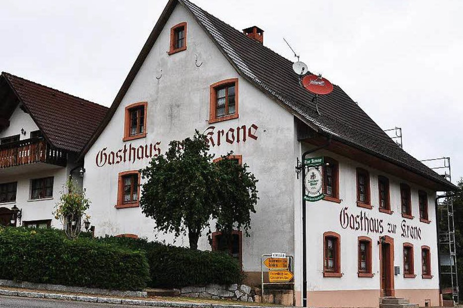 Gasthaus Krone (Wiechs) - Schopfheim