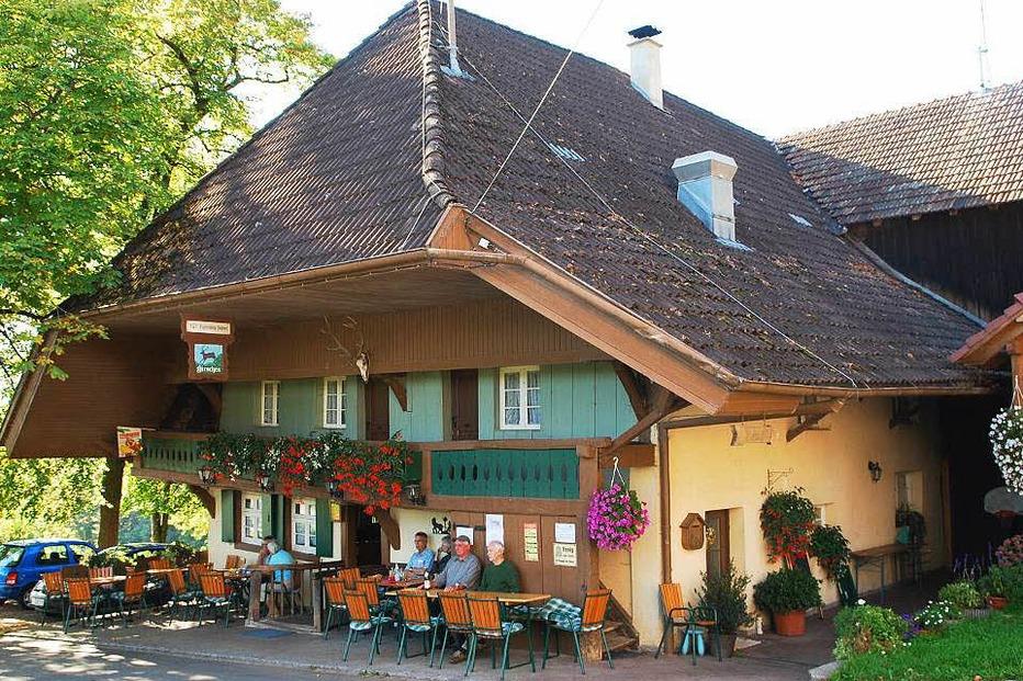 Gasthaus zum Hirschen - Steinen