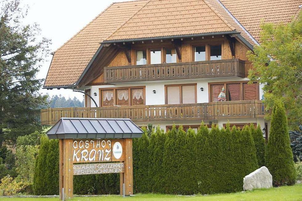 Gasthaus Kranz (Segeten) - Görwihl