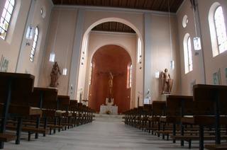 Kath. Kirche St. Bernhard