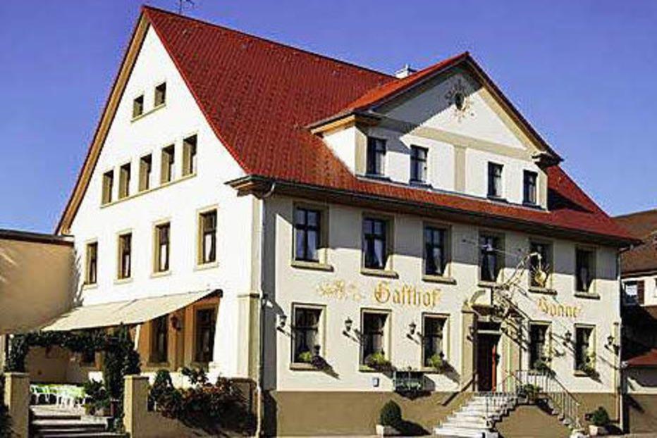 Gasthaus Sonne (Bleibach) - Gutach (Breisgau)