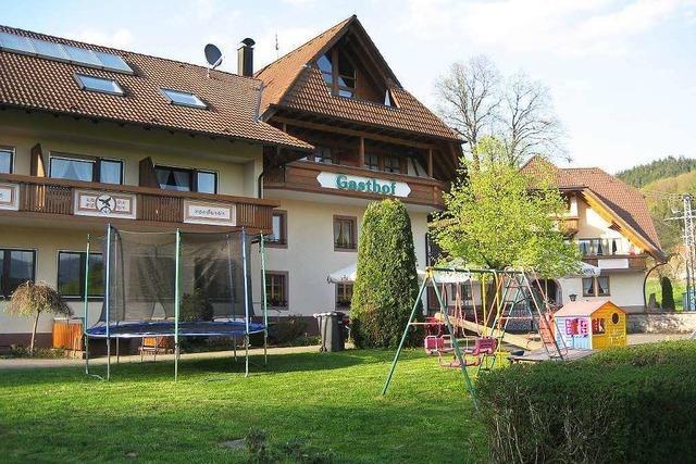 Gasthaus Adler-Pelzmühle (Prechtal)