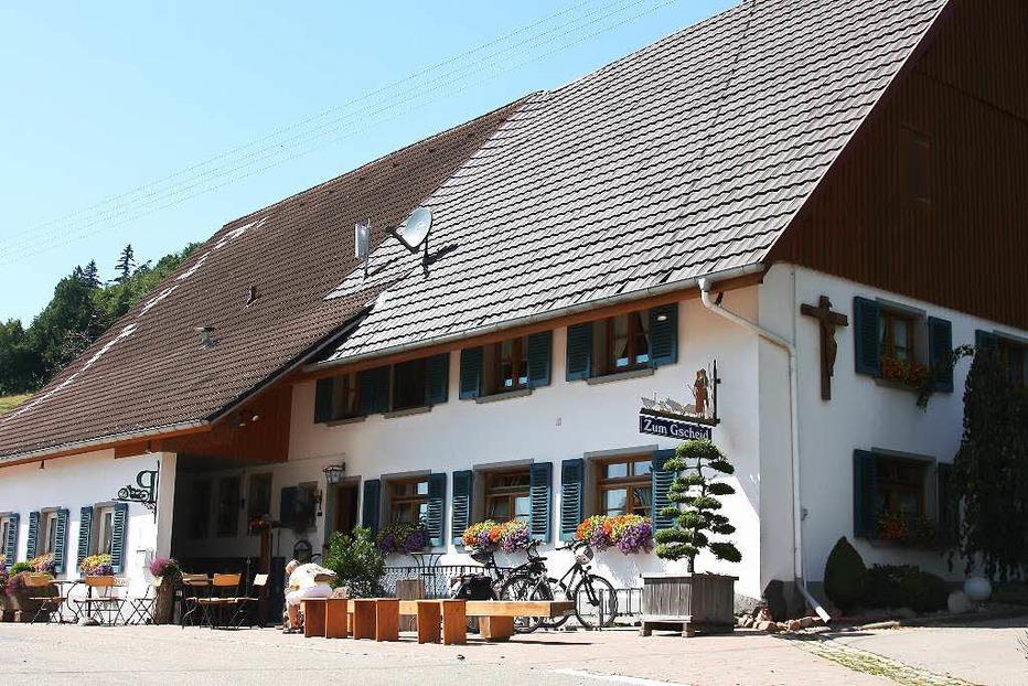 Gasthaus zum Gscheid - Freiamt