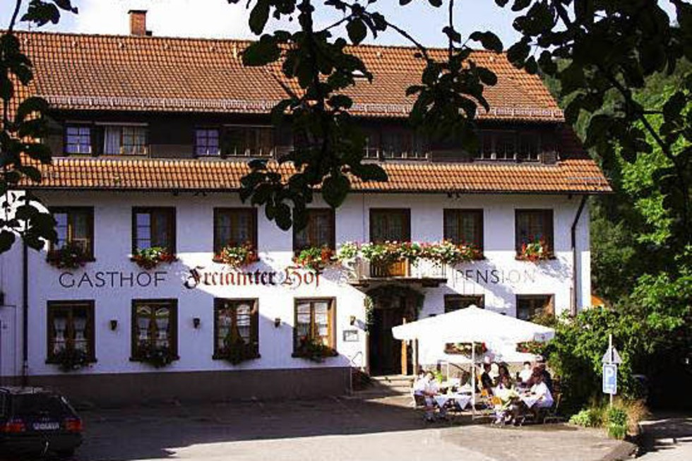 Gasthaus Freiämter Hof - Freiamt