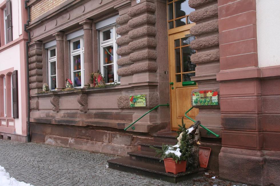 Städt. Kita am Marktplatz - Schopfheim