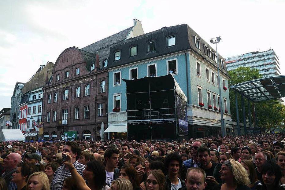 Marktplatz - Lörrach