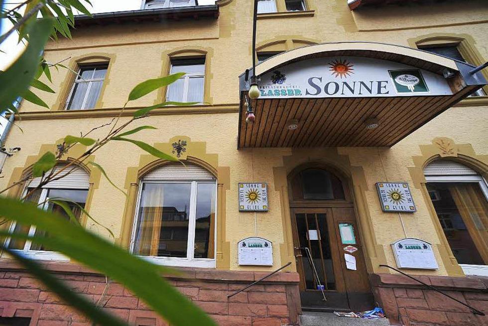 Gasthaus Sonne (Littenweiler) - Freiburg