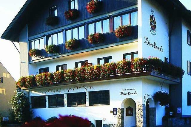 Gasthaus Bierhäusle (Lehen)