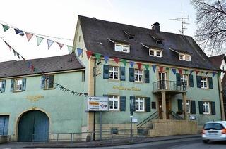 Gasthaus zur Tanne (Opfingen, geschlossen)
