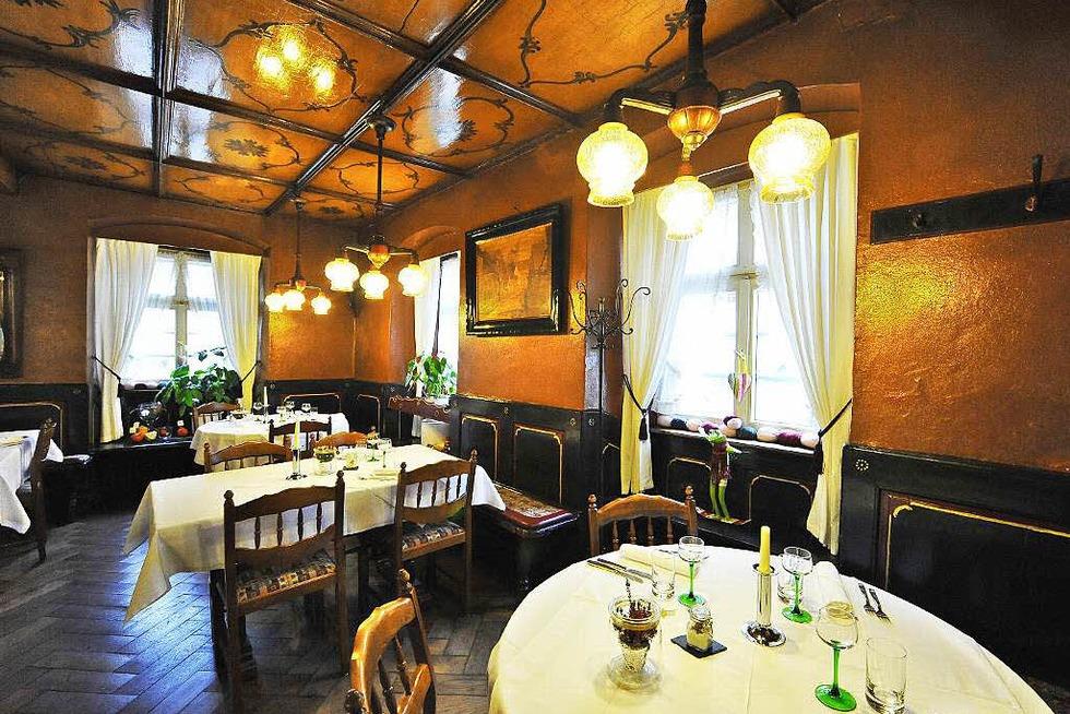 Gasthaus zur Tanne (Opfingen, geschlossen) - Freiburg